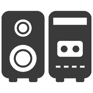 EM Communications system hire icon