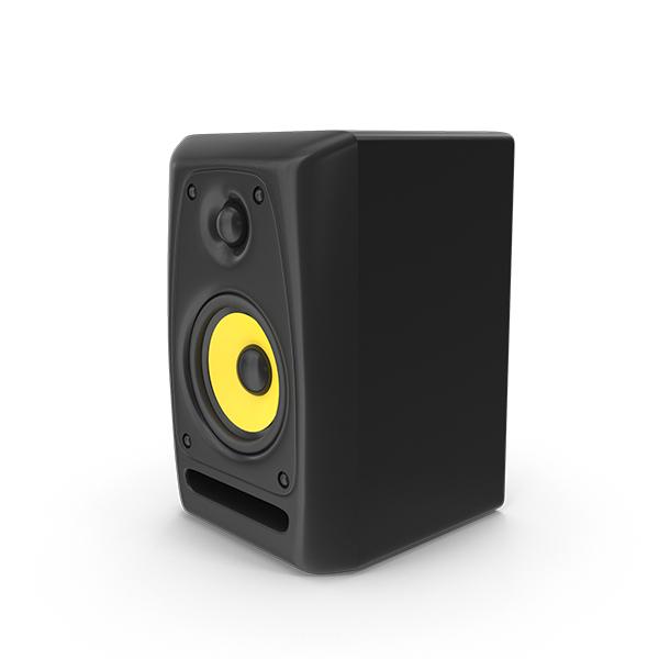 Studio Audio Monitor Speaker.H03.2k copy