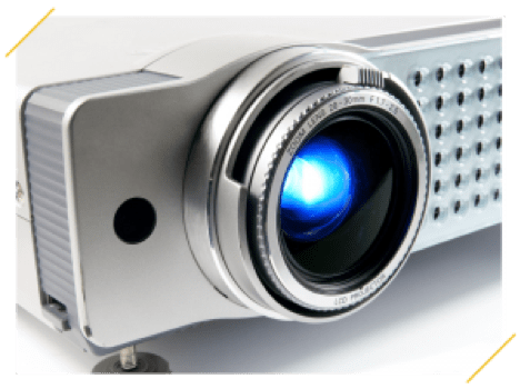 Projector Hire - EM Communications