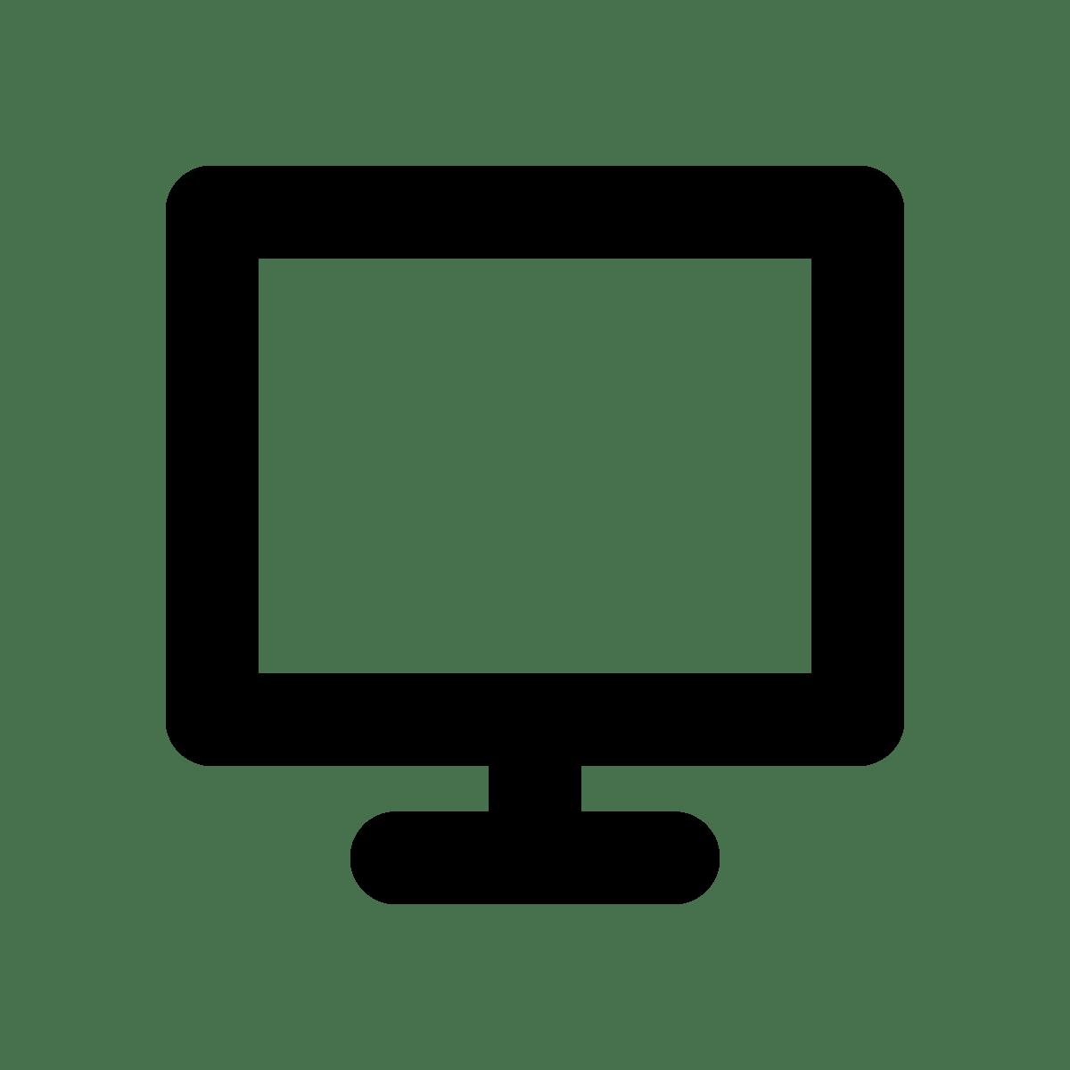 EMC screen icon